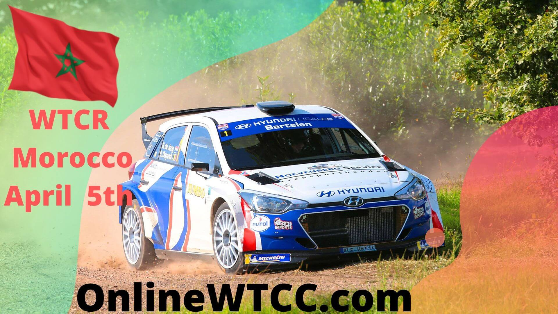 Live WTCC Race of Morocco Online