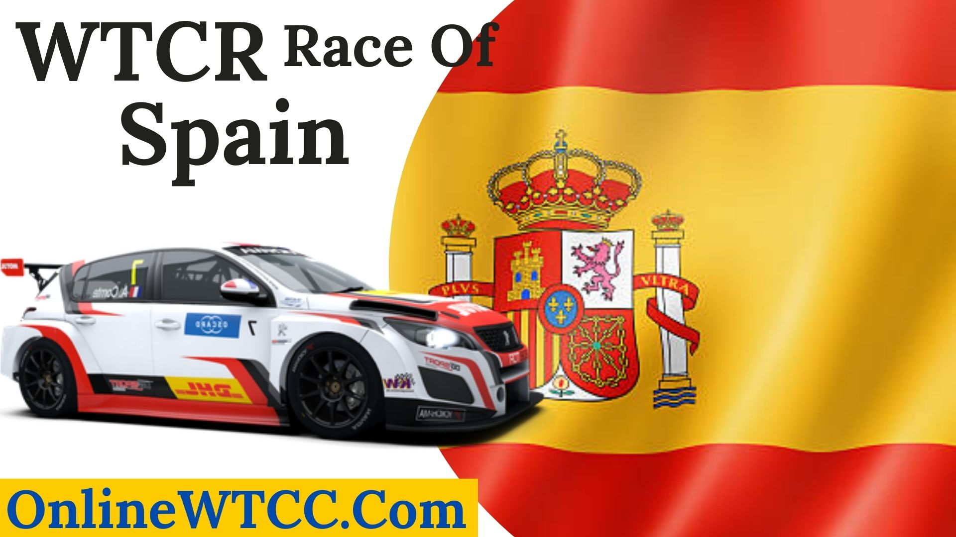 WTCR Race of Spain Live Stream