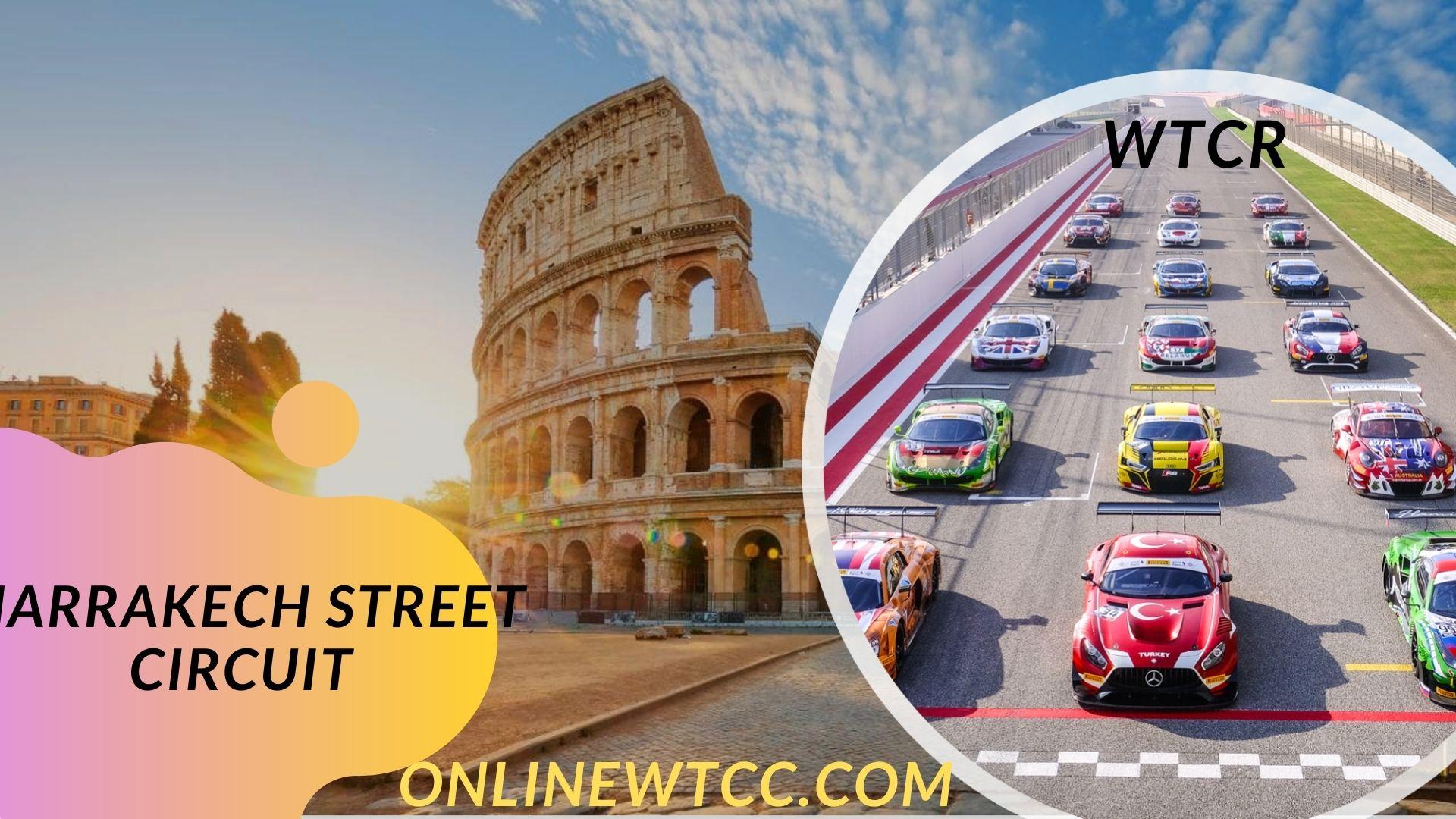 Marrakech Street Circuit WTCR 2018 Final Lap Highlights