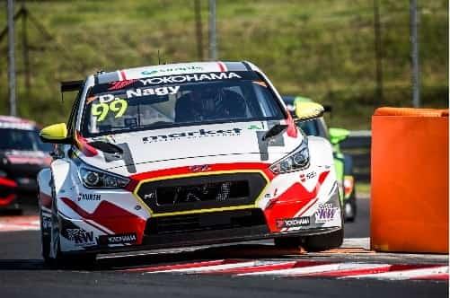 Hungary WTCR 2018 Race