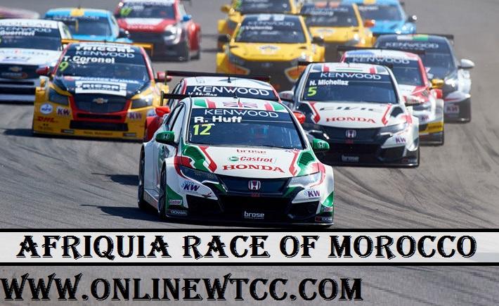 Online Afriquia Race of Morocco HD