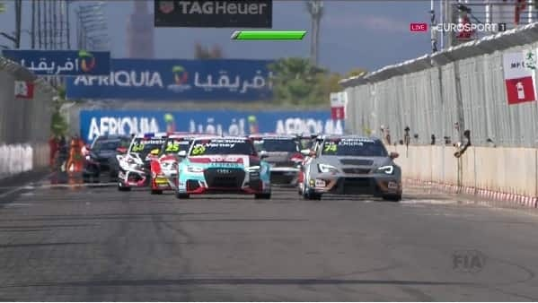 WTCR 2018 Marrakesh Race