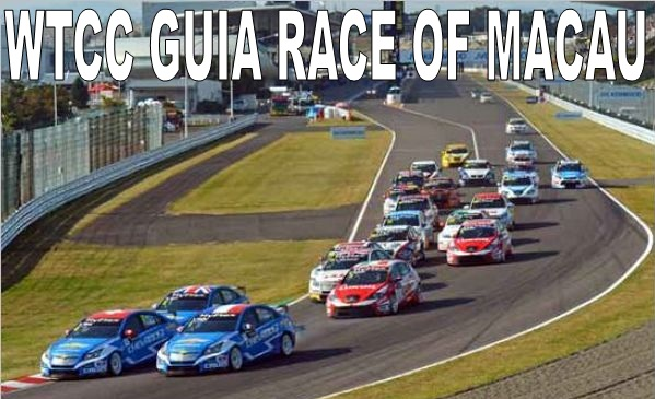 Watch WTCC Guia Race of Macau Live HD