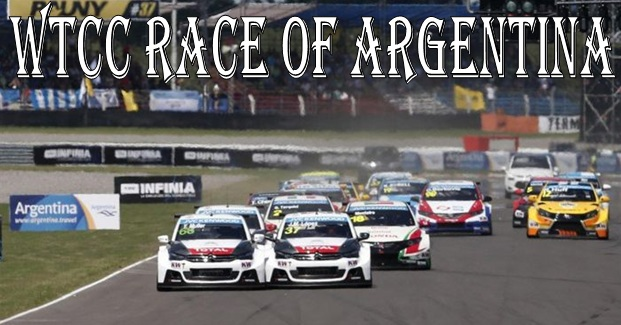 Watch WTCC Race of Argentina Live Stream