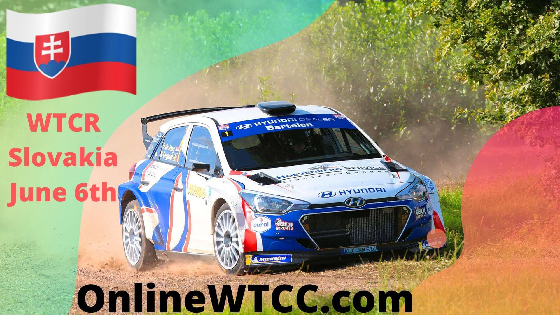 Slovakia WTCR Live Stream 2020 | Slovakiaring