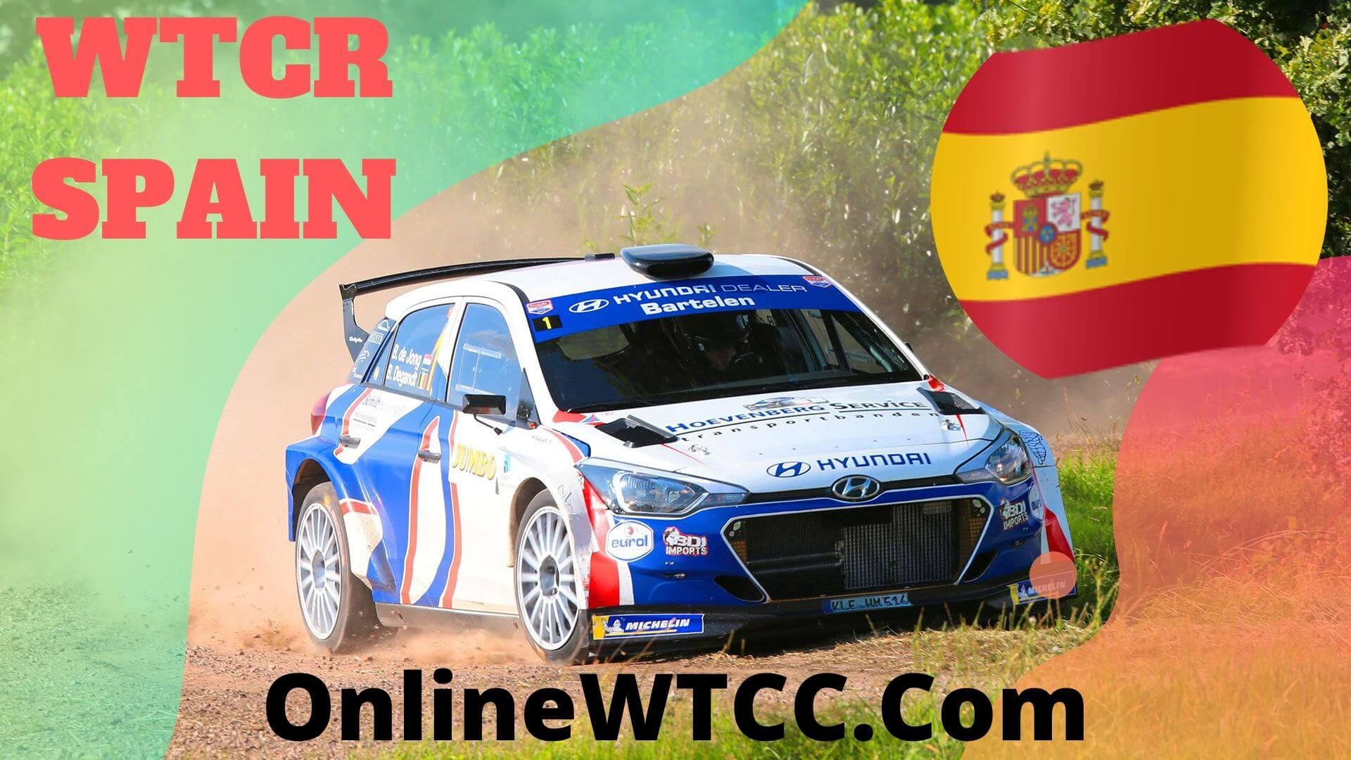 Spain WTCR Live Stream 2020 | Aragon