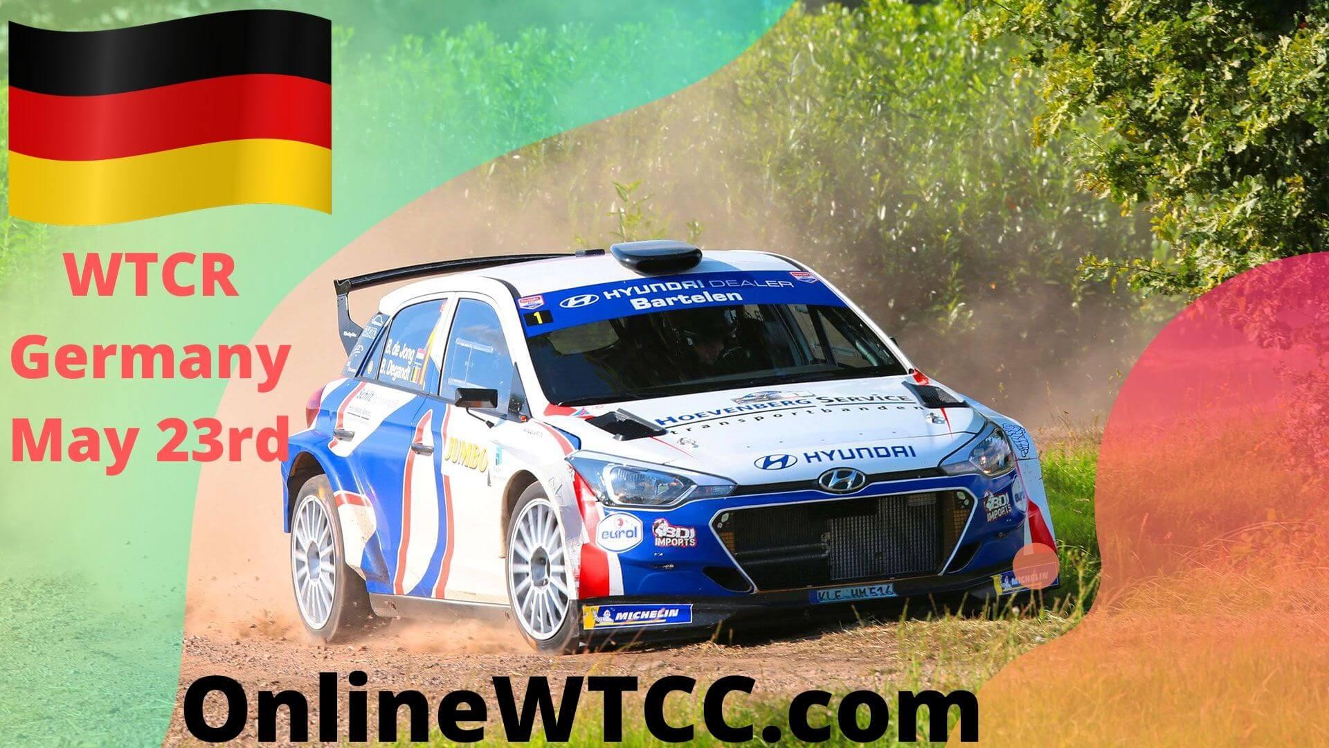 Germany WTCR Live Stream 2020 | Nurburgring