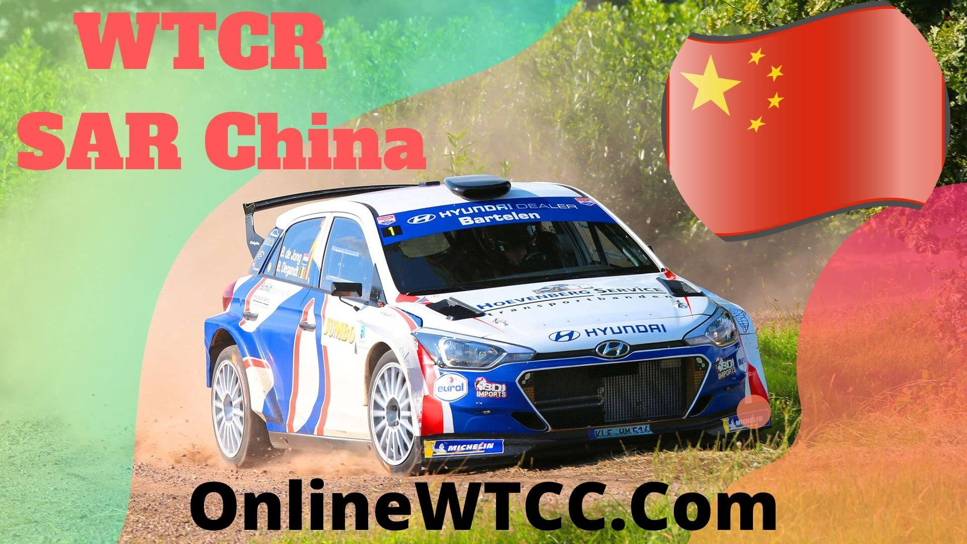 SAR China WTCR Live Stream 2020 | Macau