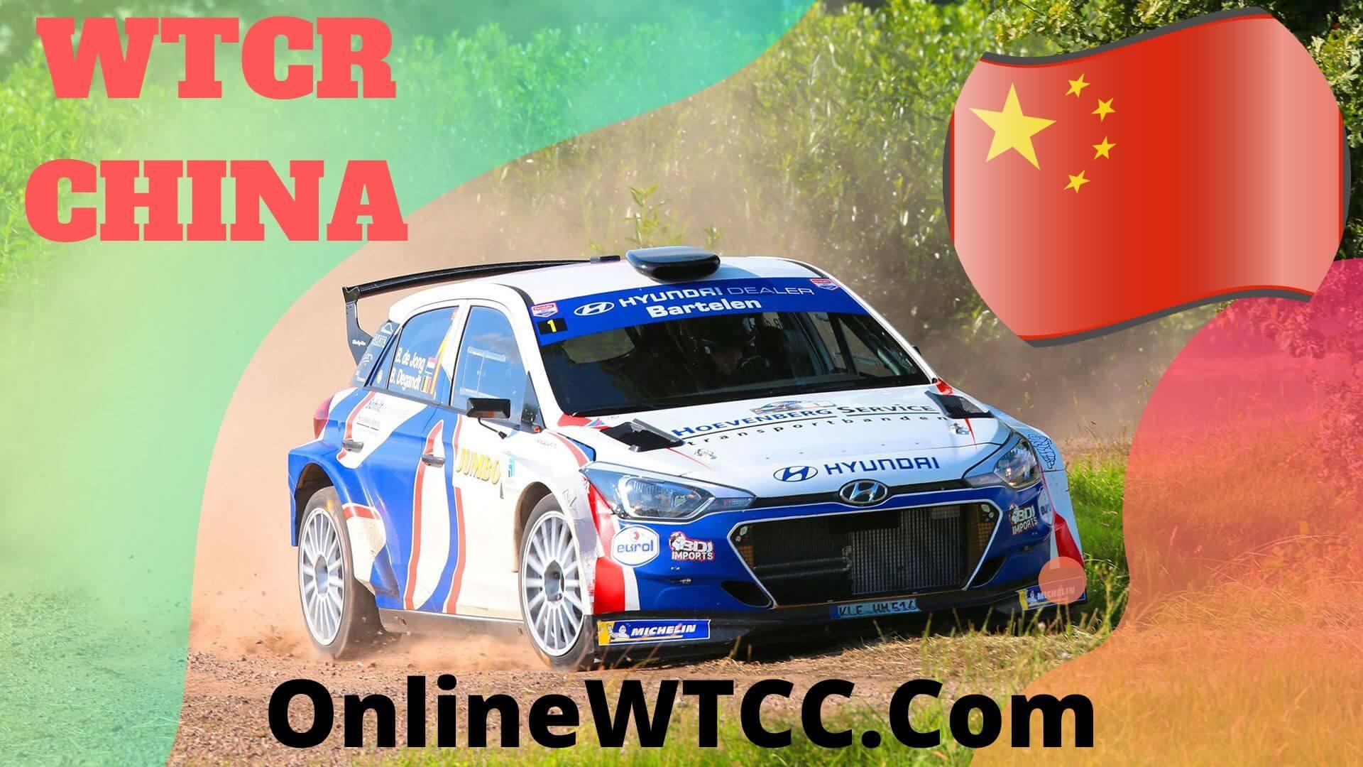 China WTCR Live Stream 2020 | Ningbo