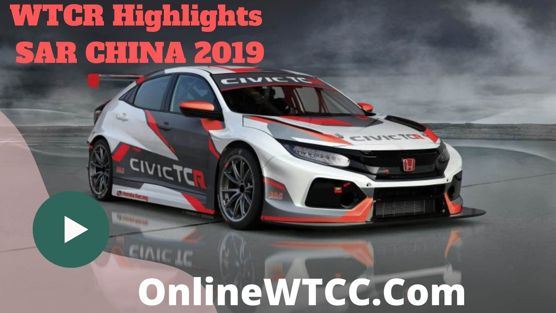 SAR China WTCR Highlights 2019