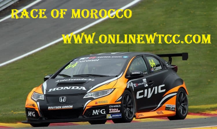 Live Race of Morocco Watch