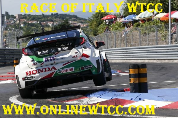Online Race of Italy WTCC HD