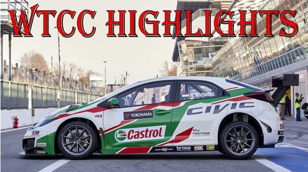 WTCC Highlights