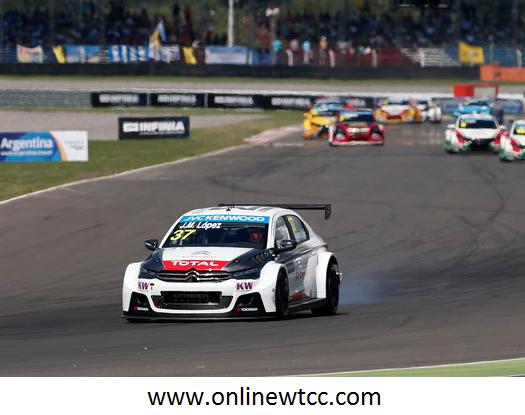 Live Wtcc Argentina Race 2016 Streaming