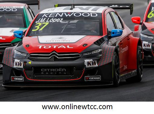 WTCC Argentina Live Racing