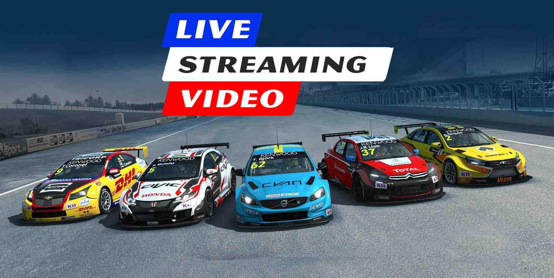 Online WTCR Live slider