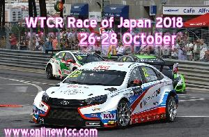 WTCR Race of Japan 2018 Live Stream